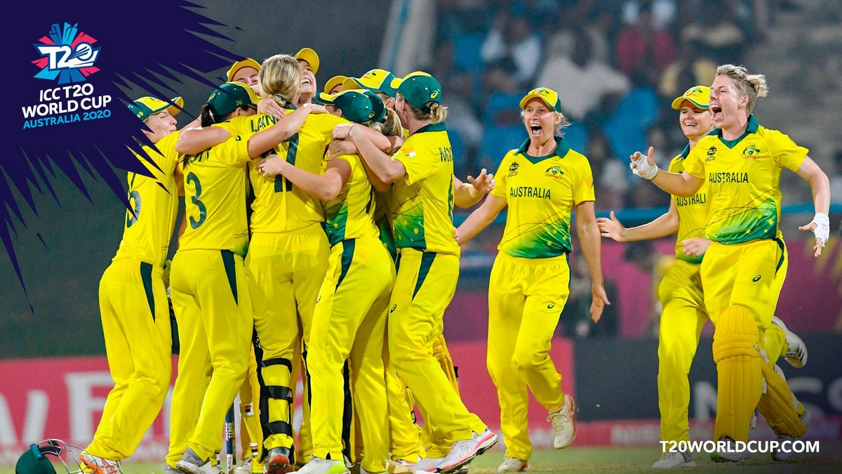 Grab a double pass to 5 ICC Women's T20 World Cup Group Stage matches