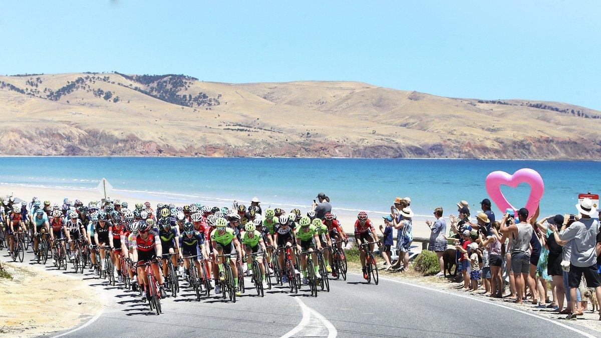 An ultimate weekend getaway to Santos Tour Down Under