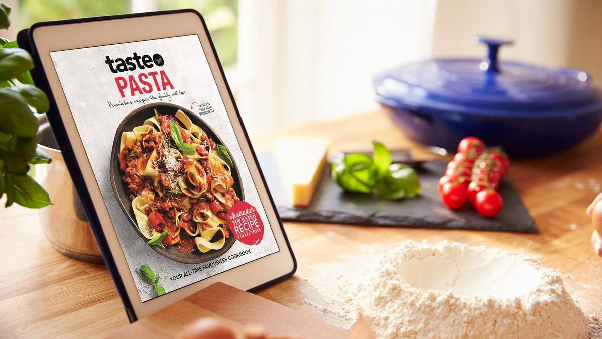 Get inspired, grab a complimentary recipe eBook today!