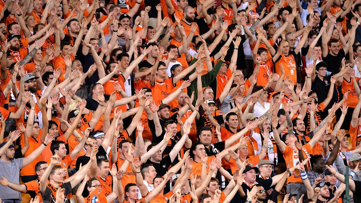 Score yourself a double pass to a Brisbane Roar home game