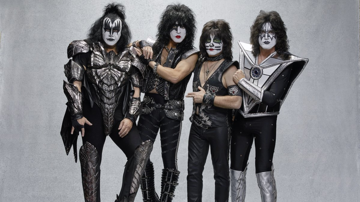 Win 1 of 10 double passes to see KISS LIVE
