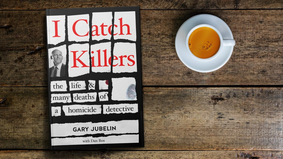 Win 1 of 60 copies of long-awaited I Catch Killers by Gary Jubelin