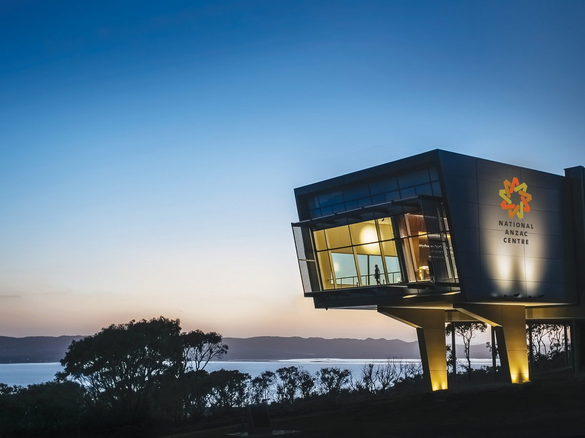 Win a 7-day Remembrance Tour of Albany, Western Australia