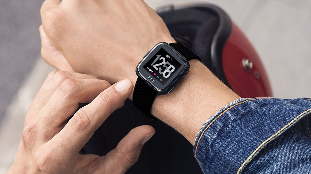 Are you fighting fit? Keep track with a Fitbit Versa