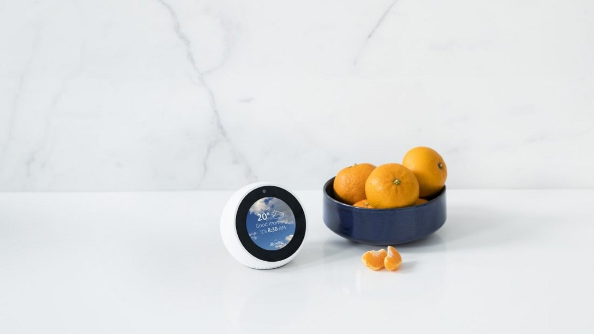 Only $129 for an Amazon Echo Spot
