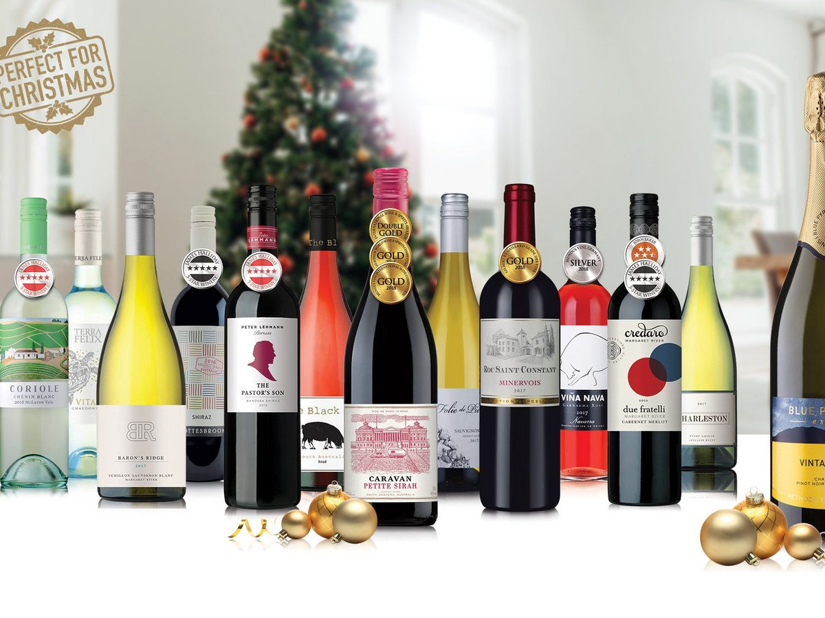 $150 for a dozen of premium Australian and international wines