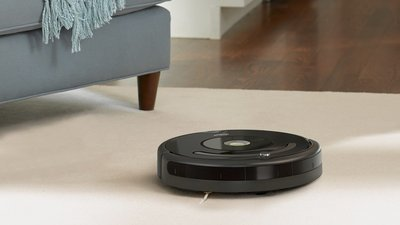 Win 1 of 5 iRobot Roomba 670 Robotic Vacuum Cleaners