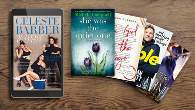 Get an eBook this month from the +Rewards Book Club