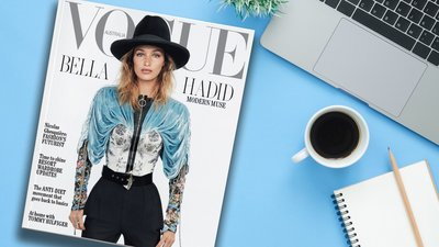 Enjoy 12 issues of Vogue Australia for $69