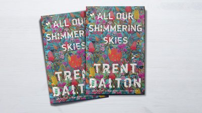 Win a copy of All Our Shimmering Skies