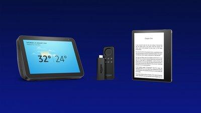 Win 1 of 3 Amazon technology bundles