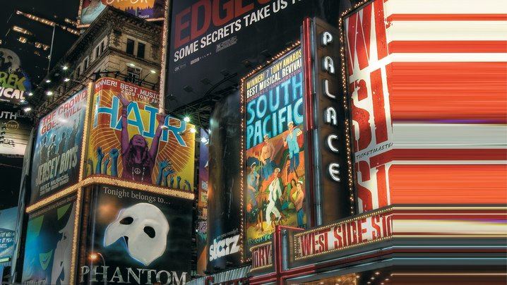 Win a double pass to see A Night on Broadway