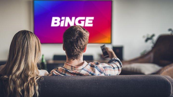 New to BINGE? Enjoy 50% off BINGE for 4 months