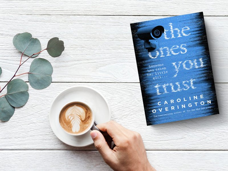 Win 1 of 20 signed copies of The Ones You Trust