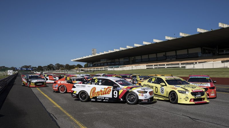 Win a double pass to the Penrite Oil Sandown 500, plus a Grid Walk Experience
