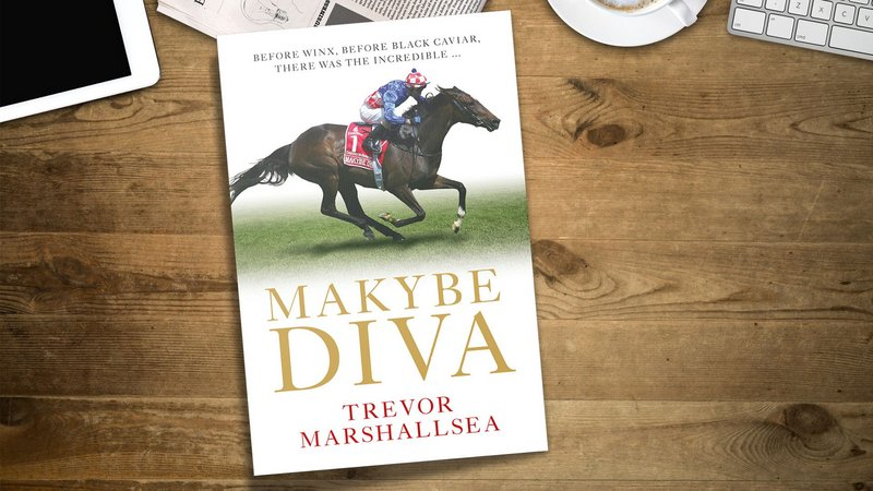 Win a copy of Makybe Diva by Trevor Marshallsea