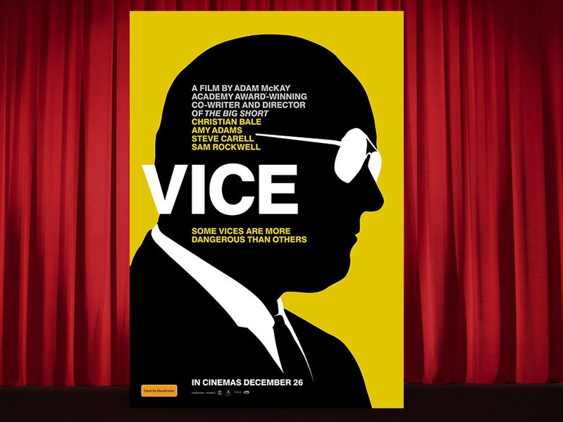 Win 1 of 50 double passes to VICE