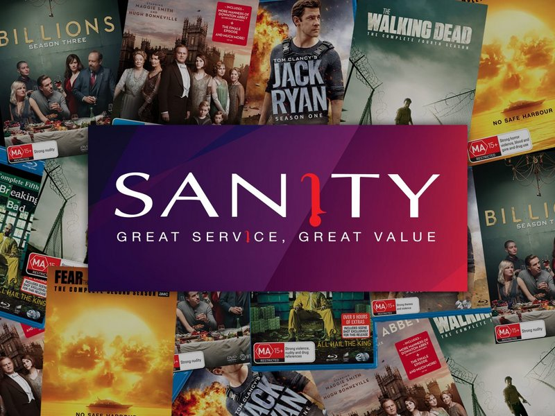 Win the ultimate TV show collection