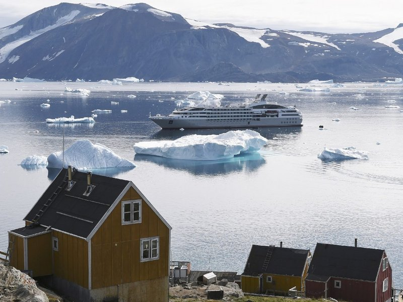 Win an amazing Arctic Luxury Expedition with PONANT